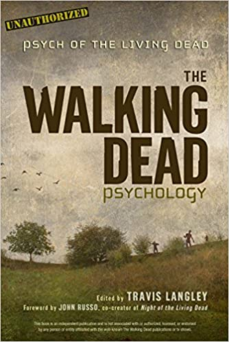 Travis Langley – The Walking Dead Psychology Audiobook