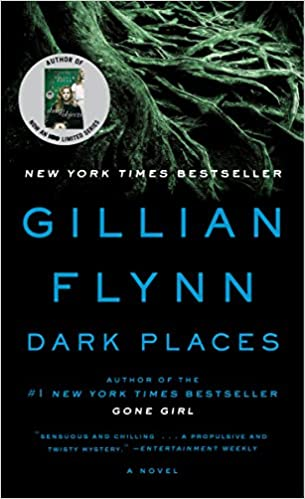 Gillian Flynn – Dark Places Audiobook