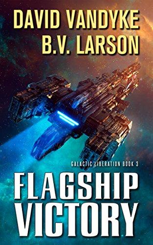 B. V. Larson – Flagship Victory Audiobook