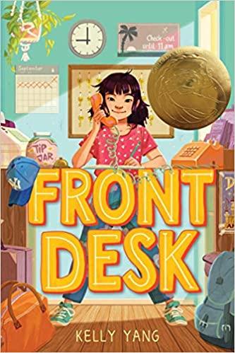 Kelly Yang – Front Desk Audiobook