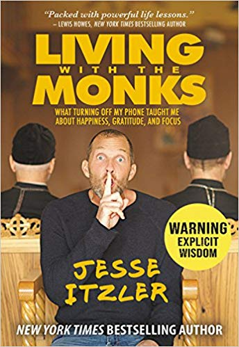 Jesse Itzler – Living with the Monks Audiobook