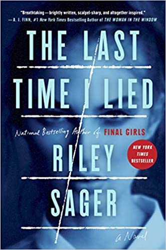 Riley Sager – The Last Time I Lied Audiobook