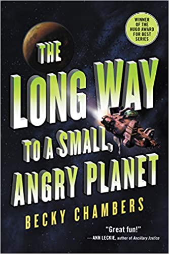 Becky Chambers – The Long Way to a Small, Angry Planet Audiobook