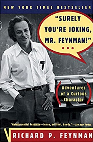 Richard P. Feynman – Surely You're Joking, Mr. Feynman! Audiobook