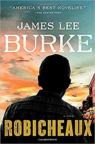 James Lee Burke – Robicheaux Audiobook