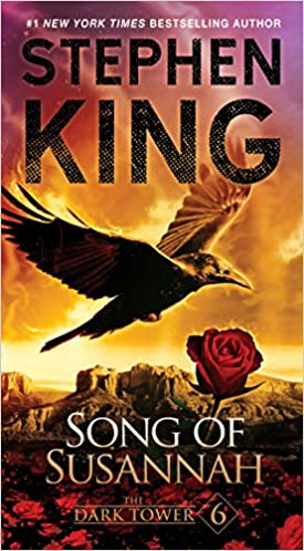 Stephen King – The Dark Tower VI (Song of Susannah) Audiobook