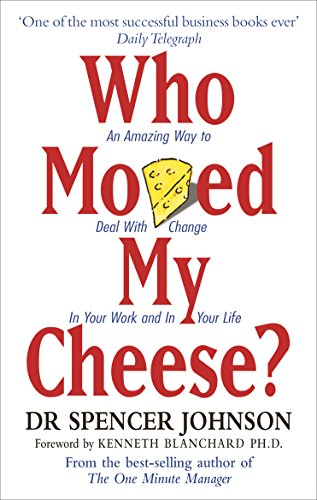 Spencer Johnson – Who Moved My Cheese Audiobook