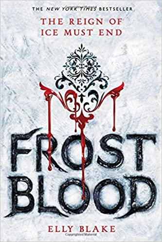 Elly Blake – Frostblood Audiobook