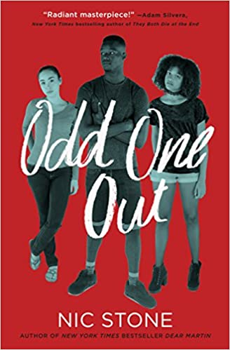 Nic Stone – Odd One Out Audiobook