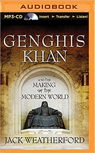 Jack Weatherford – Genghis Khan and the Making of the Modern World Audiobook