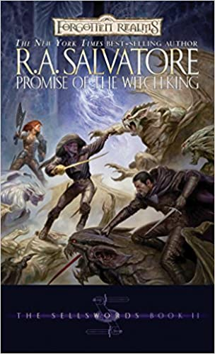 R.A. Salvatore – Promise of the Witch-King Audiobook