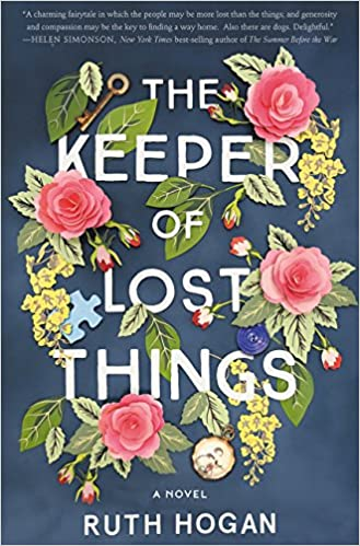 Ruth Hogan – The Keeper of Lost Things Audiobook