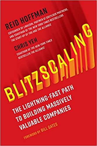 Reid Hoffman – Blitzscaling Audiobook