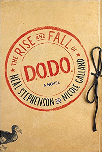 Neal Stephenson – The Rise and Fall of D.O.D.O. Audiobook