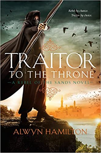 Alwyn Hamilton – Traitor to the Throne Audiobook