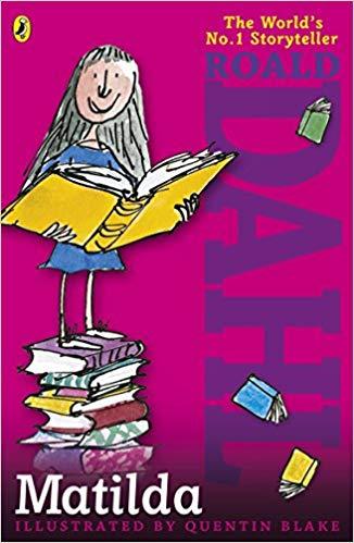 Roald Dahl – Matilda Audiobook