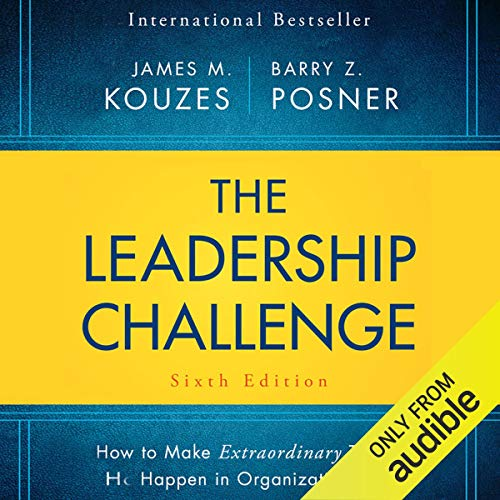 James M. Kouzes – The Leadership Challenge Sixth Edition Audiobook