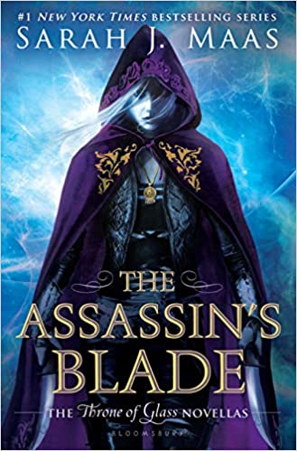 Sarah J. Maas – The Assassin's Blade Audiobook