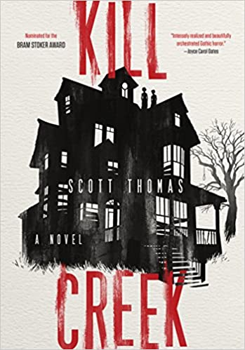 Scott Thomas – Kill Creek Audiobook