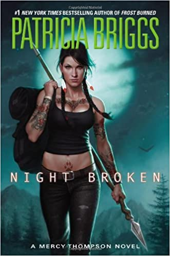 Patricia Briggs – Night Broken Audiobook