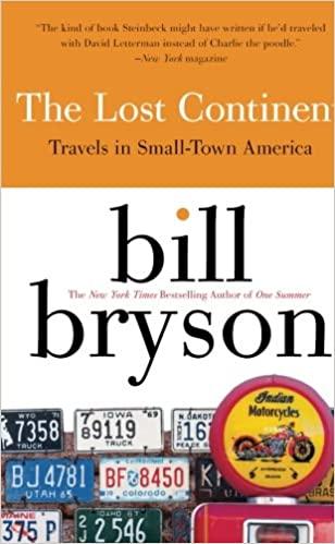 Bill Bryson – The Lost Continent Audiobook