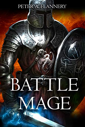 Peter Flannery – Battle Mage Audiobook