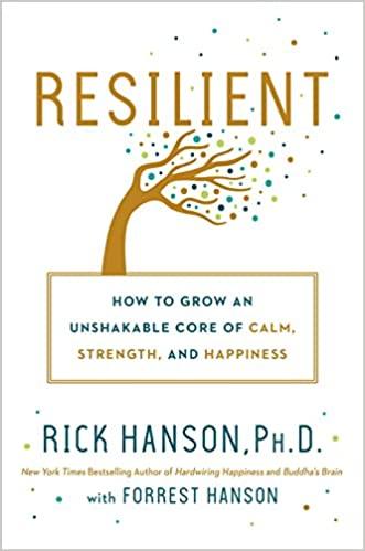 Rick Hanson Ph.D – Resilient Audiobook