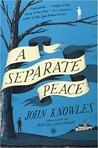 John Knowles – A Separate Peace Audiobook