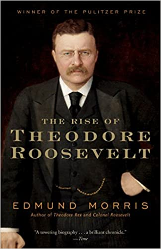 Edmund Morris – The Rise of Theodore Roosevelt Audiobook