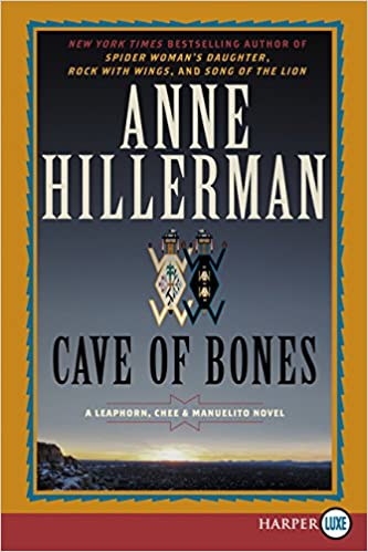 Anne Hillerman – Cave of Bones Audiobook