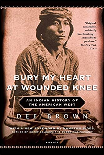 Dee Brown – Bury My Heart at Wounded Knee Audiobook