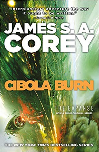 James S. A. Corey – Cibola Burn Audiobook
