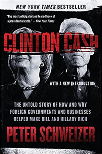 Peter Schweizer – Clinton Cash Audiobook