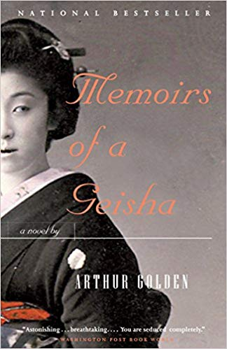 Arthur Golden – Memoirs of a Geisha Audiobook