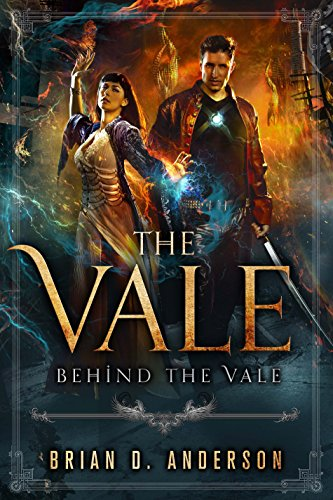 Brian D. Anderson – Behind the Vale Audiobook