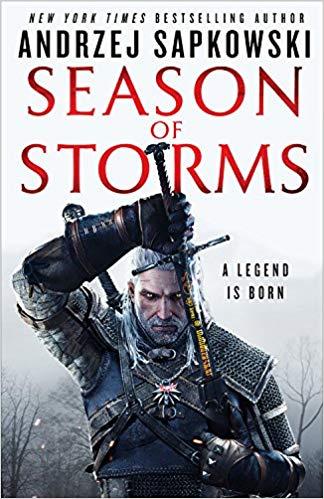 Andrzej Sapkowski – Season of Storms Audiobook