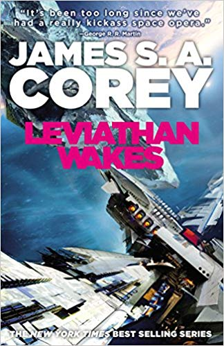 James S. A. Corey – Leviathan Wakes Audiobook