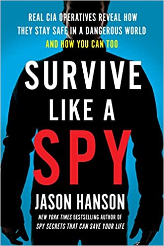 Jason Hanson – Survive Like a Spy Audiobook