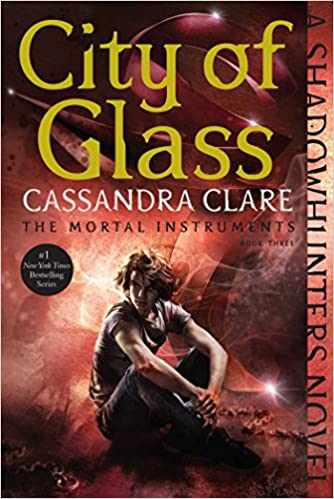 Cassandra Clare – City of Glass Audiobook