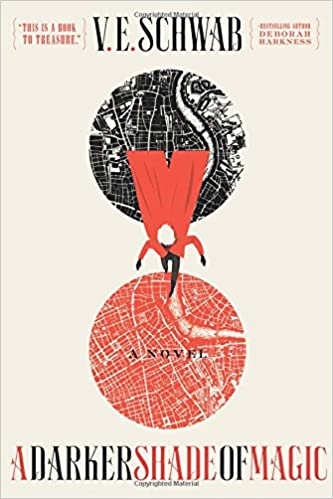 V. E. Schwab – Darker Shade Of Magic Audiobook