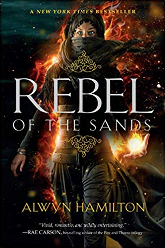 Alwyn Hamilton – Rebel of the Sands Audiobook