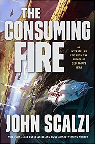 John Scalzi – The Consuming Fire Audiobook