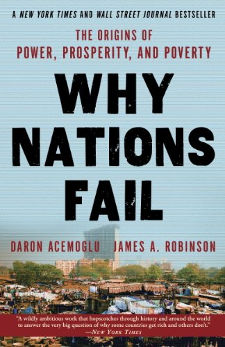 Daron Acemoglu – Why Nations Fail Audiobook