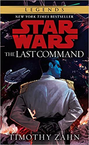 Timothy Zahn – Star Wars: The Thrawn Trilogy, Book 3: The Last Command Audiobook