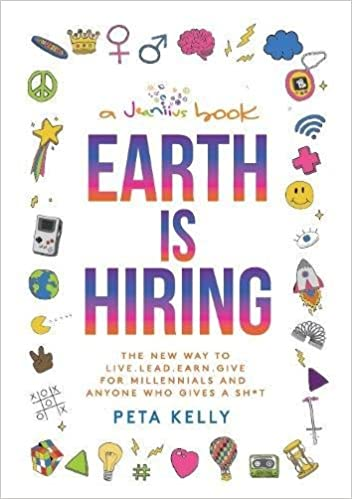 Peta Kelly – Earth is Hiring Audiobook