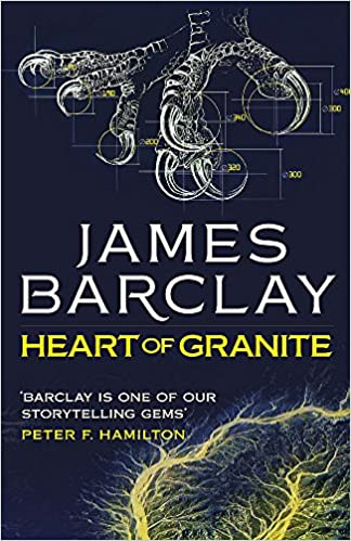 James Barclay – Heart of Granite Audiobook