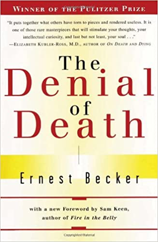Ernest Becker – The Denial of Death Audiobook
