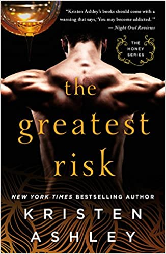 Kristen Ashley – The Greatest Risk Audiobook