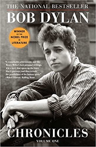 Bob Dylan – Chronicles Audiobook (Volume One)
