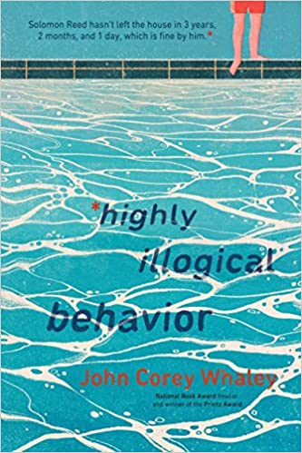 John Corey Whaley – Highly Illogical Behavior Audiobook
